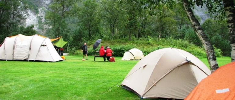 Choisir la meilleure tente