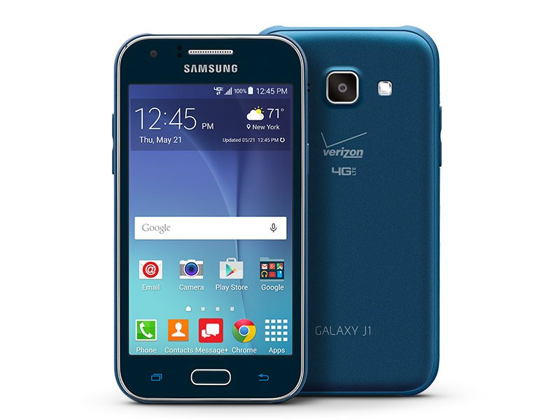 Samsung Galaxy J1 photo