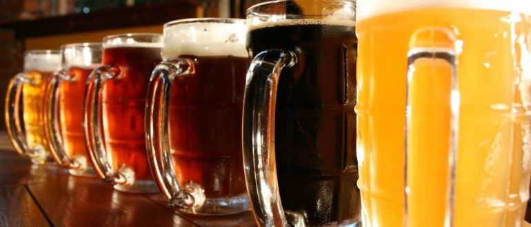 Choisissez une bière à goûter