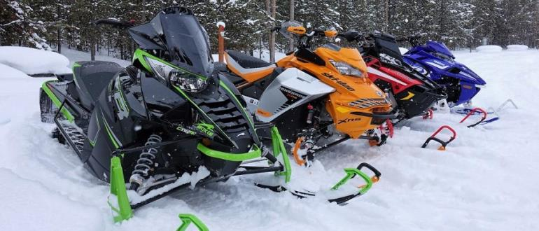 Choisir la bonne motoneige