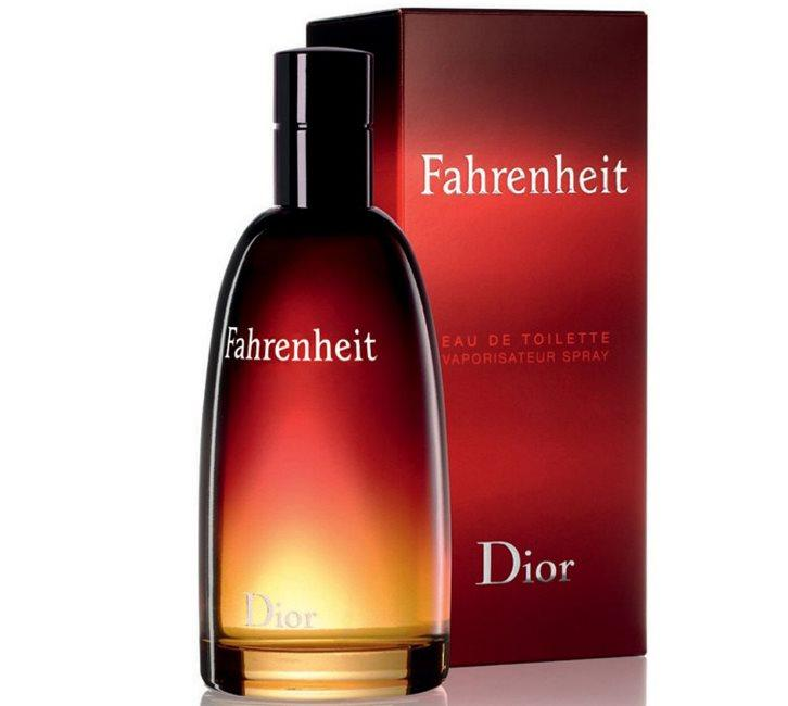 Christian Dior Fahrenheit photo