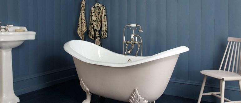 Choisissez le bain en fonte correctement