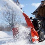 Choisir la meilleure souffleuse à neige