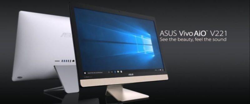 Asus Vivo AiO V221 ID Photo