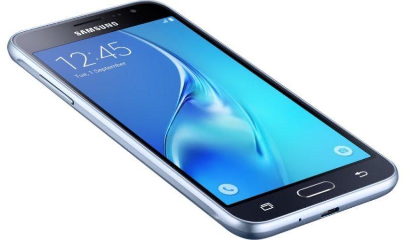 Samsung Galaxy J3 photo