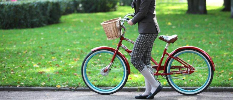 Vélo de ville - choisissez le bon