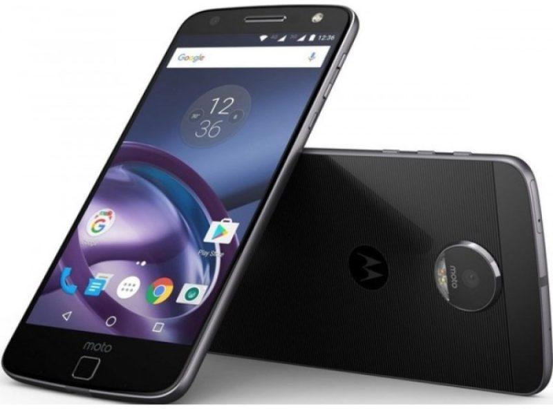 Motorola Moto Z 32 Go double photo