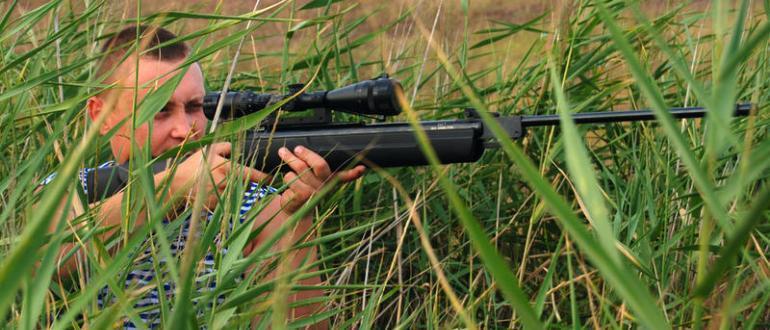 Choisir la meilleure carabine à air comprimé