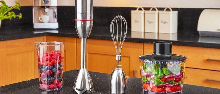 Choisir un mélangeur à main pour la maison