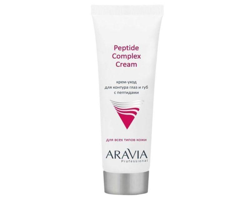 Peptide Complex Cream, ARAVIA Photo professionnelle