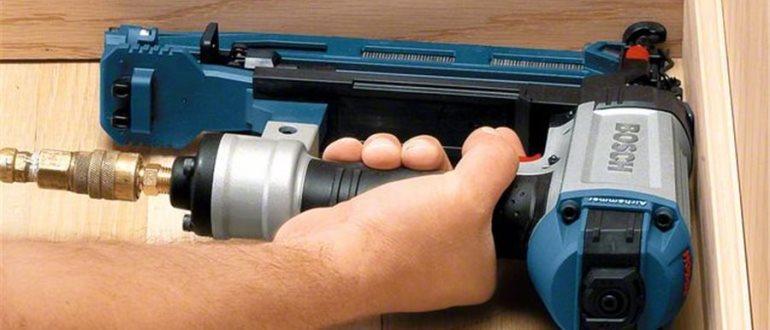 Le meilleur pistolet à clous