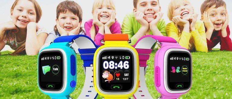 Choisir une montre intelligente pour un enfant