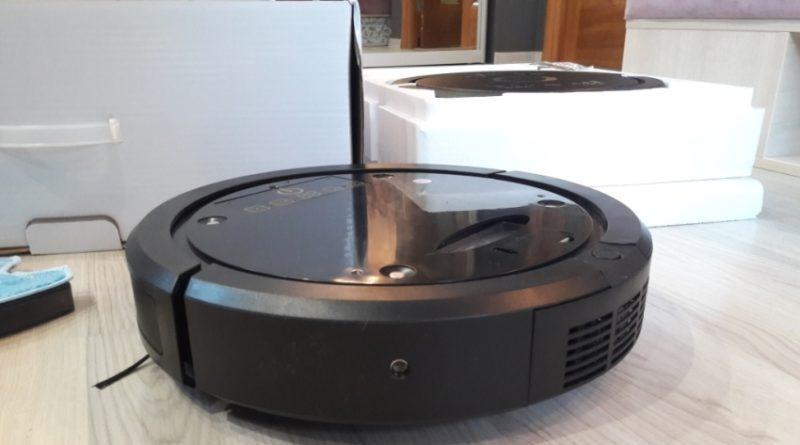 iPlus S5 aspirateur
