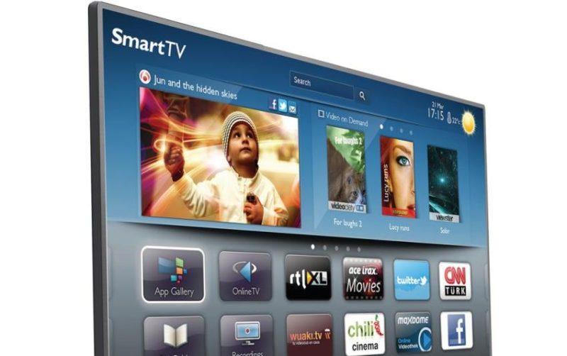 Choisissez la télévision intelligente pour la maison